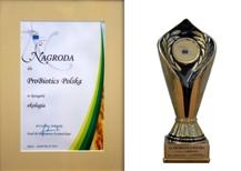 Nagroda dla ProBiotics Polska w kategorii Ekologia