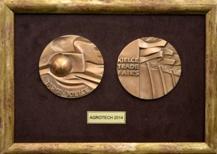 Złoty medal AGROTECH dla EmFarmy